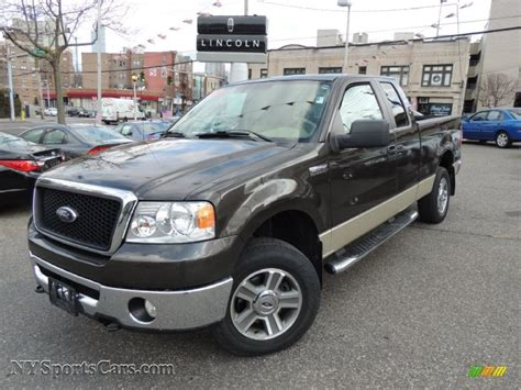2007 ford f150 lariat 4x4 for sale 2007 ford f150 lariat supercab 4x4 in metallic