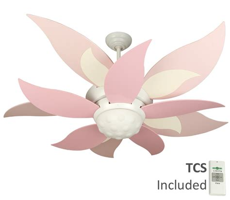 ceiling fans for girls bloom ceiling fan