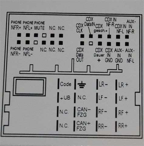wiring diagram for aftermarket cd player get free image