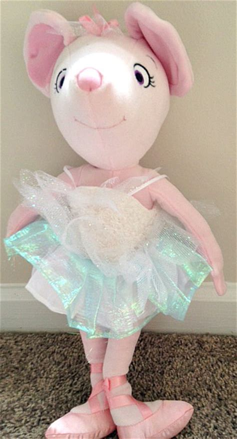 angelina ballerina doll house angelina ballerina doll from madame alexander giveaway
