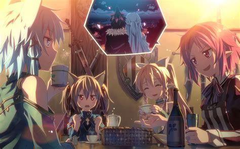 sao sword art  wallpapers otaku brings