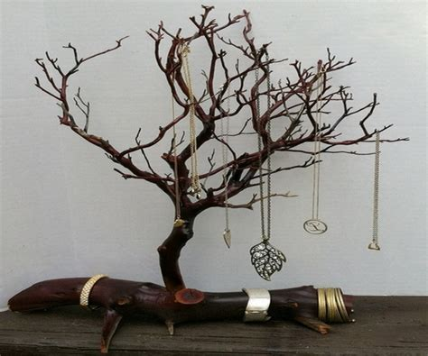 how to make a jewelry tree jewelry tree stand for ideas for room
