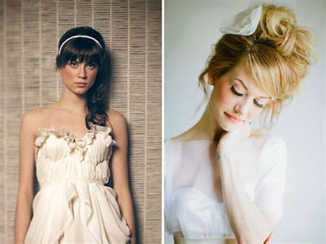 Wedding Hairstyles Hair With Bangs by Got Bangs 5 Fringe Friendly Wedding Hairstyles