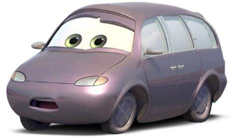 minnie cars minny pixar wiki disney pixar animation studios