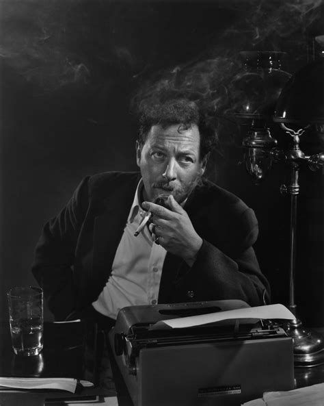 Tennessee Williams – Yousuf Karsh