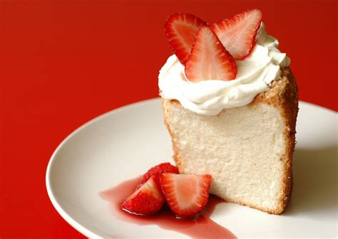 Angel Food Cake Recipe ? Dishmaps