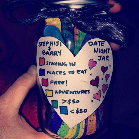 25 best ideas about date jar on