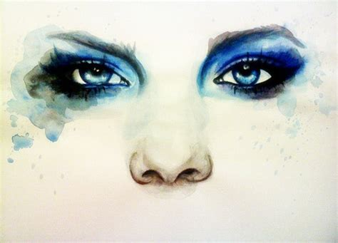 watercolor tutorial eyes 25 best ideas about watercolor eyes on pinterest
