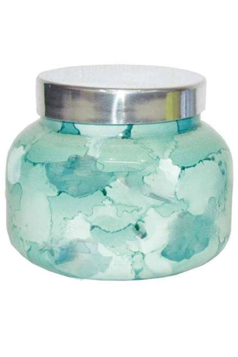 Aspen Bay Blue Candle Volcano by Aspen Bay Candles Blue Volcano Candle From Kentucky