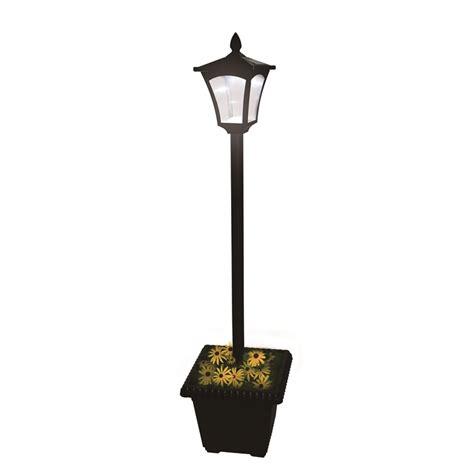 Solar Light Planter by Click 3 In 1 Garden Planter Solar Light Bunnings Warehouse