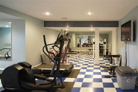 home design center nyc exercise room traditional home gym new york by