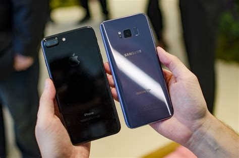 Look A Like Iphone 6s Gold samsung galaxy s8 plus vs iphone 7 plus specs