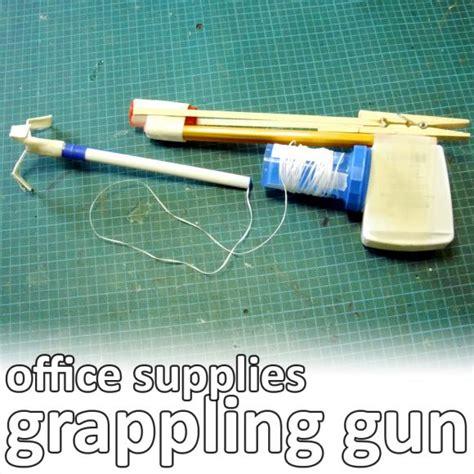 gun crafts for crafts office supply grappling gun 187 dollar store crafts