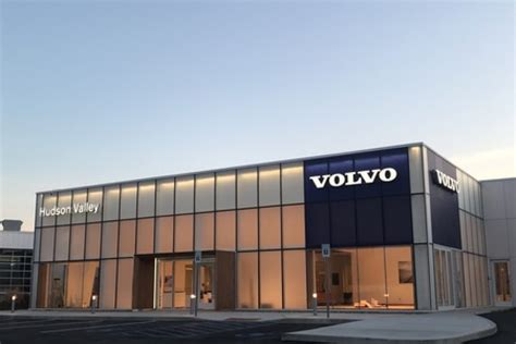 Valley Volvo by Claris Construction Volvo Hudson Valley