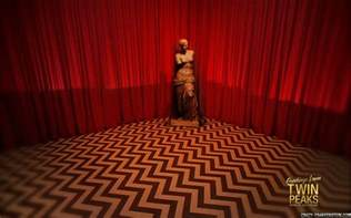Twin peaks red curtain viewing gallery