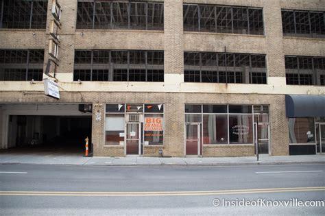 goodbye  pryor brown parking garage