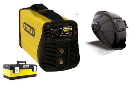 Poste A Souder Mma Inverter 3664 by Stanley 460180 460409 Soudure 224 L Arc Mma Outillage