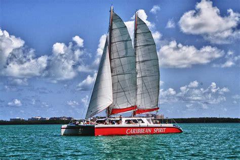 catamaran sailing trips caribbean yacht charters miami individual private corporate