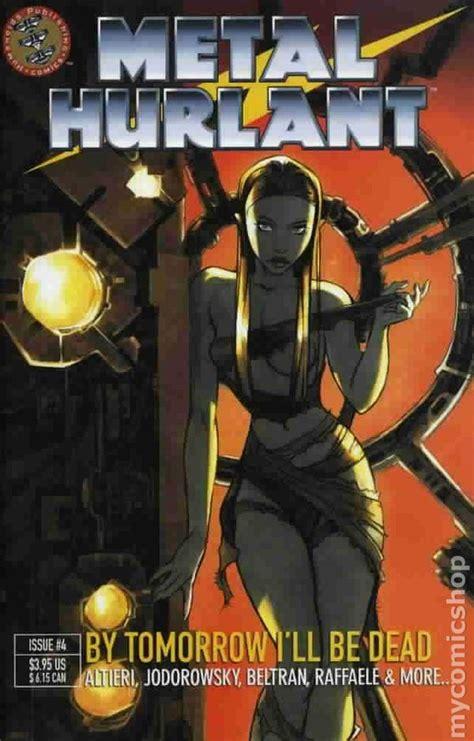 metal hurlant 4 8467910372 metal hurlant 2002 humanoids comic books