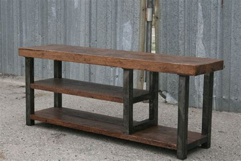 bench shelves combine 9 industrial furniture industrial bench with shelf