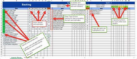 7 Excel Spreadsheet Gantt Chart Template Exceltemplates Exceltemplates Capacity Planning Excel Template Free