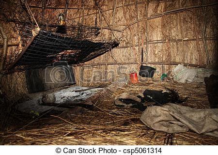 hutte africaine interieur stock foto afrikas h 252 tte fischerei dorf