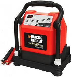 black decker 40 smart battery charger with 110
