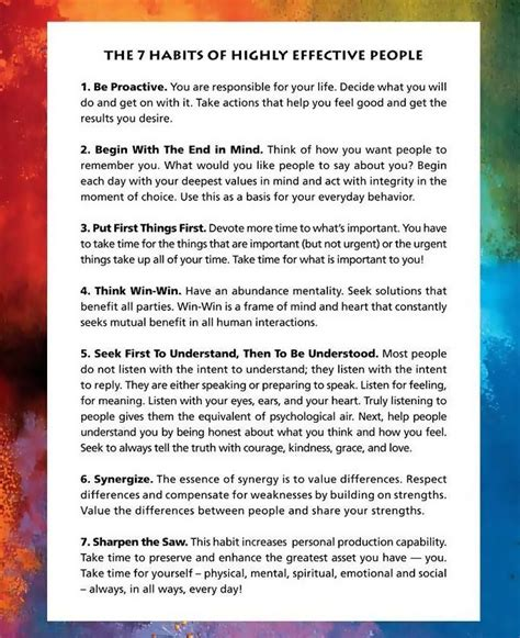 the 7 habits of 7 habits stephen covey quotes quotesgram