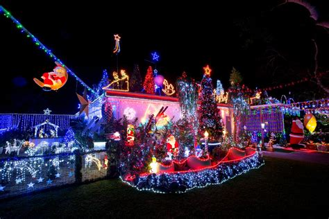 christmas lights competition winners announced city of