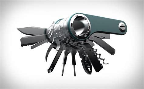 Swiss Army 1128 Black List Grey switch modular pocket knife uncrate
