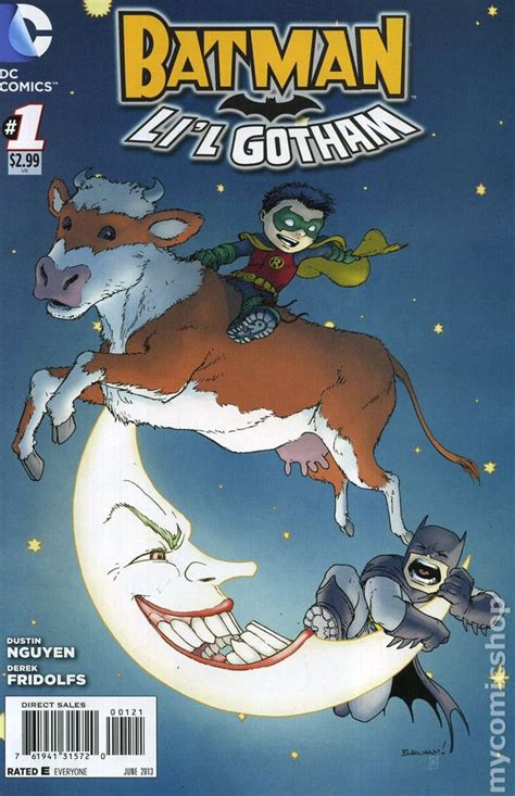 Batman Lil Gotham batman lil gotham comic books issue 1