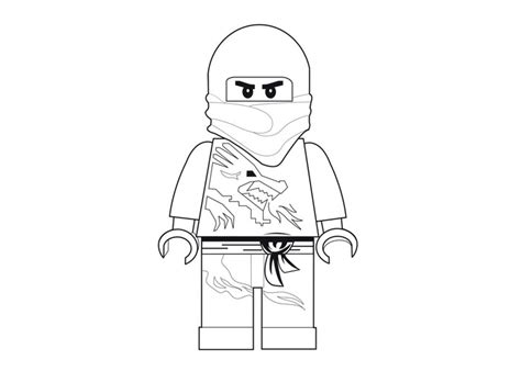 ninjago red ninja coloring page coloring pages