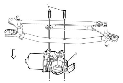 book repair manual 1999 chevrolet astro windshield wipe control how to change the windshield wiper motor impremedia net