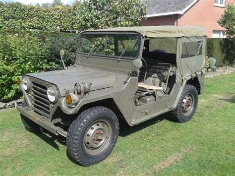 m151 jeep ford mutt m151 4x4 jeep jeeps milweb classifieds