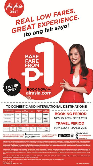 airasia zest manage booking airasia zest rolls out piso fare promo nognog in the city