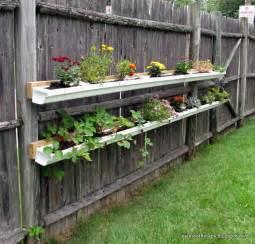 Patio Gutter Ideas Update Gutter Garden In Bloom Hometalk