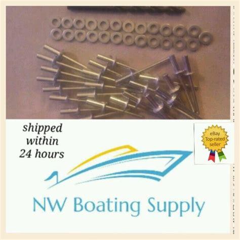 leaking boat windows repair aluminum boat hull repair kit for leaking boat 25 rivets
