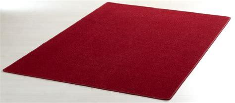 teppich kurzflor rot designer teppich quot floor quot kurzflor rot ebay