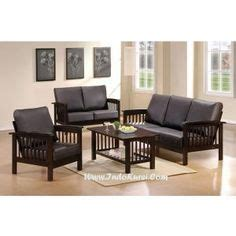 Sofa Minimalis Hitam wooden sofa sets for small living room ideas with modern designs wooden sofa