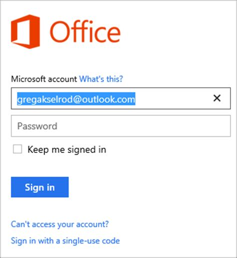 Office 365 Sign In With Your Organizational Account by Do I Sign In With An Office Account Or A Microsoft Account