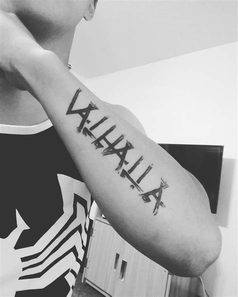 valhalla tattoos valhalla ideas tattoos