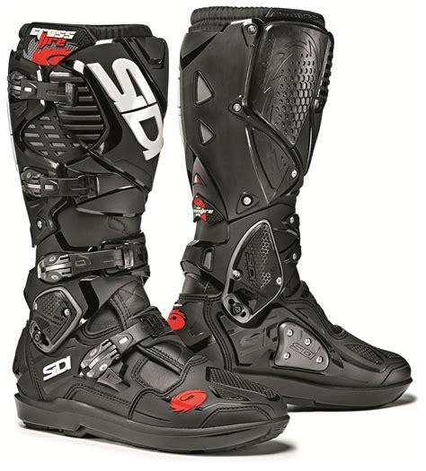 sidi boots sidi crossfire 3 sr boots revzilla