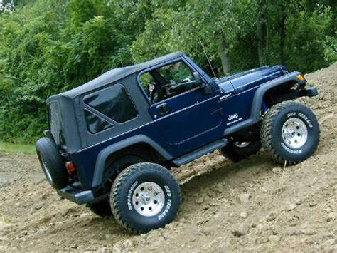 Jeep Westchester 03 Wrangler Sport By Bill H Of Westchester Ny Quadratec