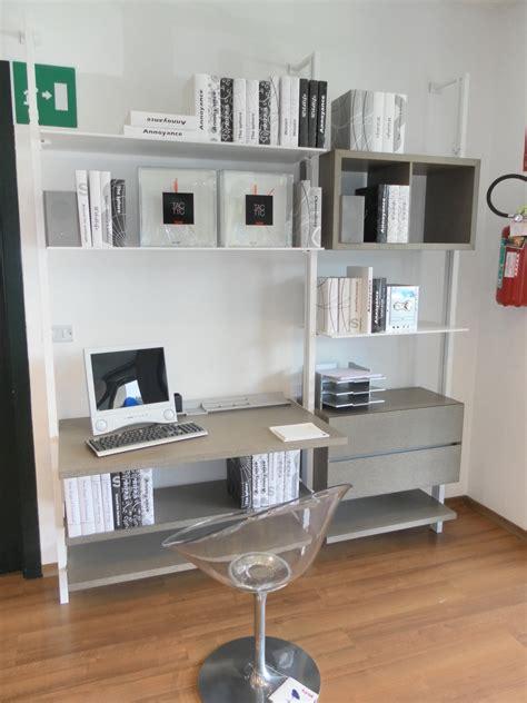 scrittoio con libreria offerta outlet extendo soggiorni a prezzi scontati
