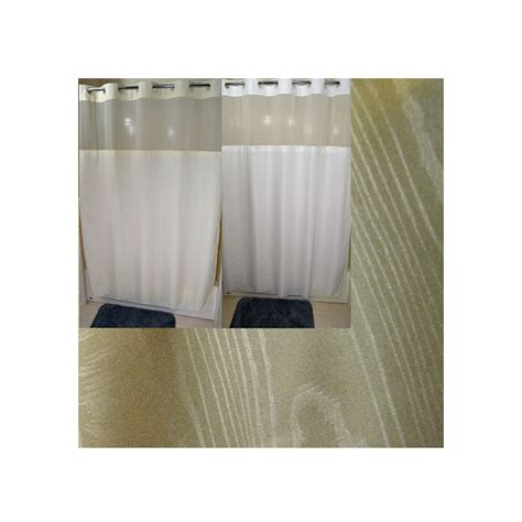 70 x 74 shower curtain liner 72 quot x 74 quot ezy hang moire shower curtain with voile window