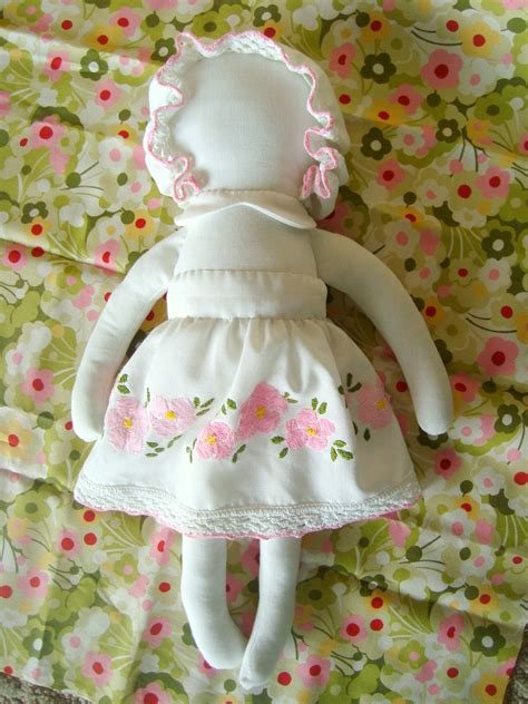 Pillow Doll by Velvet Couches And Pillow Dolls