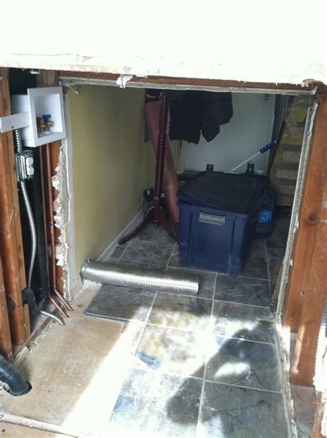 Martinez Plumbing by Wall Was Removed Cubbyholes To Install Plumbing Electrical And Drywall Yelp