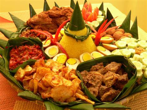 membuat nasi kuning ketan resep nasi kuning tumpeng makanan khas nusantara