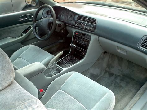 Honda Accord Ex Interior by 1997 Honda Accord Pictures Cargurus