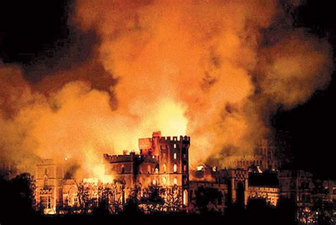 The Place In Flames Castle Memories I Smelt The Smoky Air Express